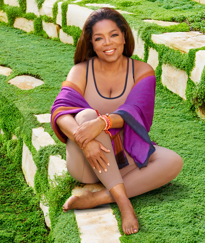 "Oprah Winfrey Talks Weight Loss: ""I Was Fed Up With My Lose-And-Gain-Again Routine"""