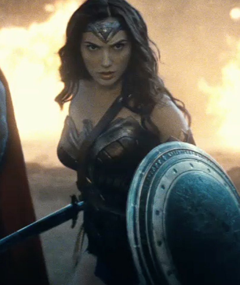 """Doomsday & Wonder Woman Steal the Show In New """"Batman V. Superman"""" Trailer"""