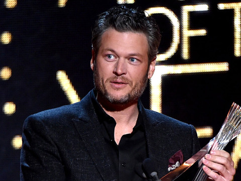 Blake Shelton Hints at Divorce During CMT Award Acceptance Speech -- After Trace Adkins…