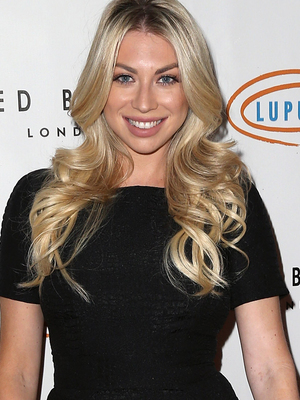 Stassi Schroeder Gushes About Breast Reduction -- Says She Loves to Stare at Herself Naked Now!