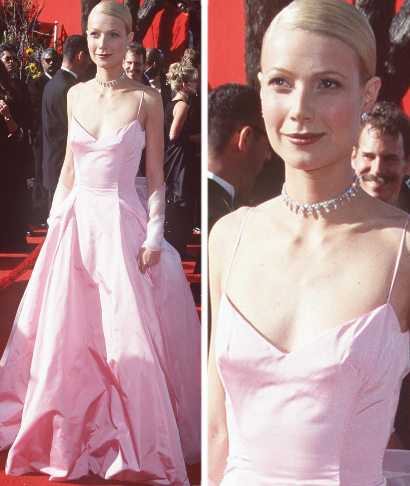 Gwyneth Paltrow Reveals the Special Reason She Saved Her Famous Pink Oscar Gown