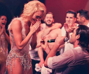 Maksim Chmerkovskiy & Peta Murgatroyd Are Engaged -- See the Ring!