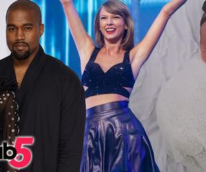 TooFab 5: Kim Kardashian Gives Birth, Taylor Swift's Grammy Gold & More!