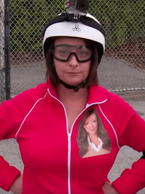 """Billy on the Street"" Helps Rachel Dratch Escape Scientology -- And It's More Ridiculous Than You Think!"