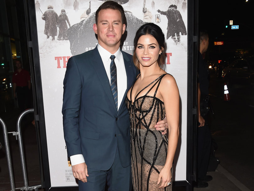 Channing Tatum Shares Adorable Pic of Jenna & Everly ... as Mermaids?!