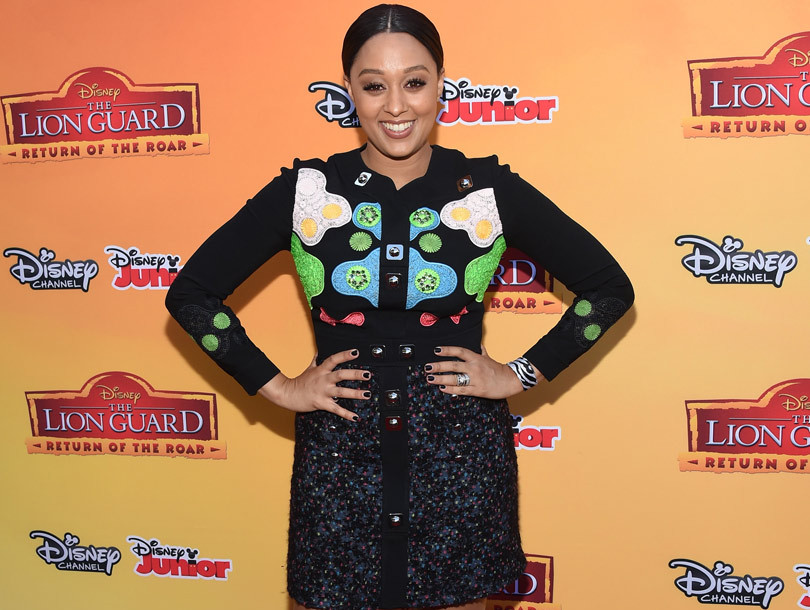 "Tia Mowry Slams Her Body Shamers: ""I'm Happy With Who I Am"""
