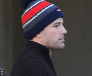 Ben Affleck Reveals Massive Back Tattoo, Spotted Holding Hands with Sienna…