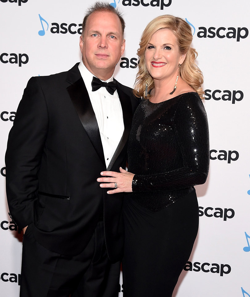 "Trisha Yearwood Reveals Garth Brooks' Reaction to ""RHOC"" ""Girth Brooks"" Nickname"