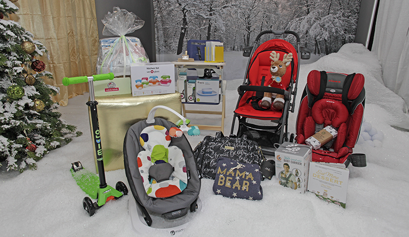 Win One Amazing Giveaway for Any Parent Out There -- Over $1k Worth of Prizes!