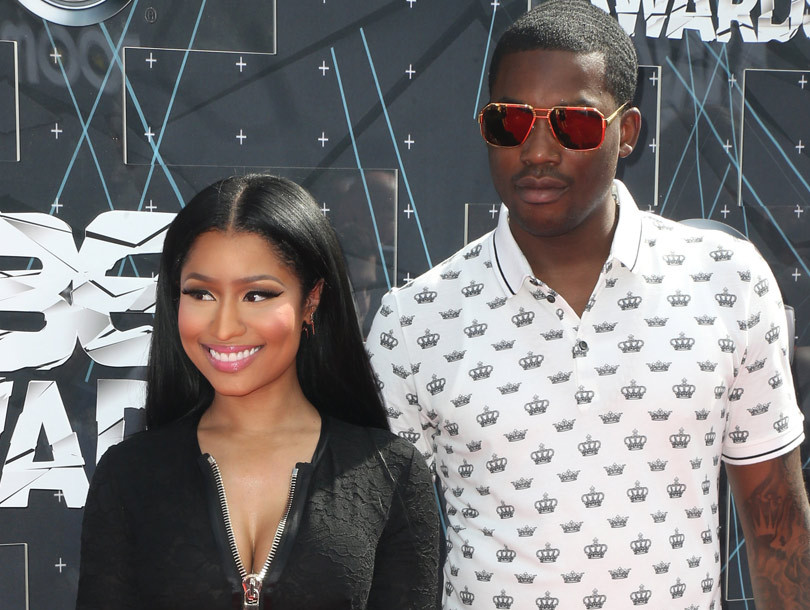 Is She or Isn't She? Nicki Minaj Sparks Engagement Rumors with HUGE Diamond…