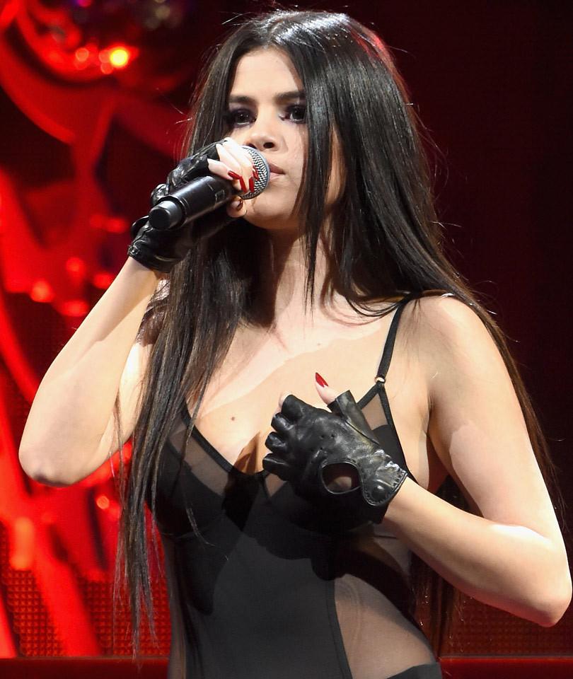 Selena, Hailee & Tove Lo -- Whose Sexy Sheer Look Do You Like Best?!