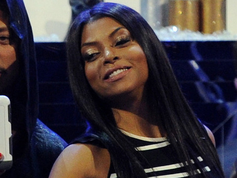 Terrence Howard & Taraji P. Henson Mock Kim & Kanye During Christmas Special