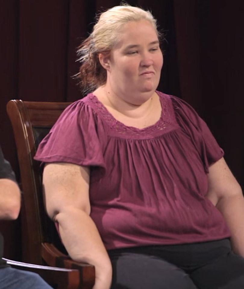 "Mama June & Sugar Bear Battle It Out with ""Divorce Court"" Judge Lynn Toler"