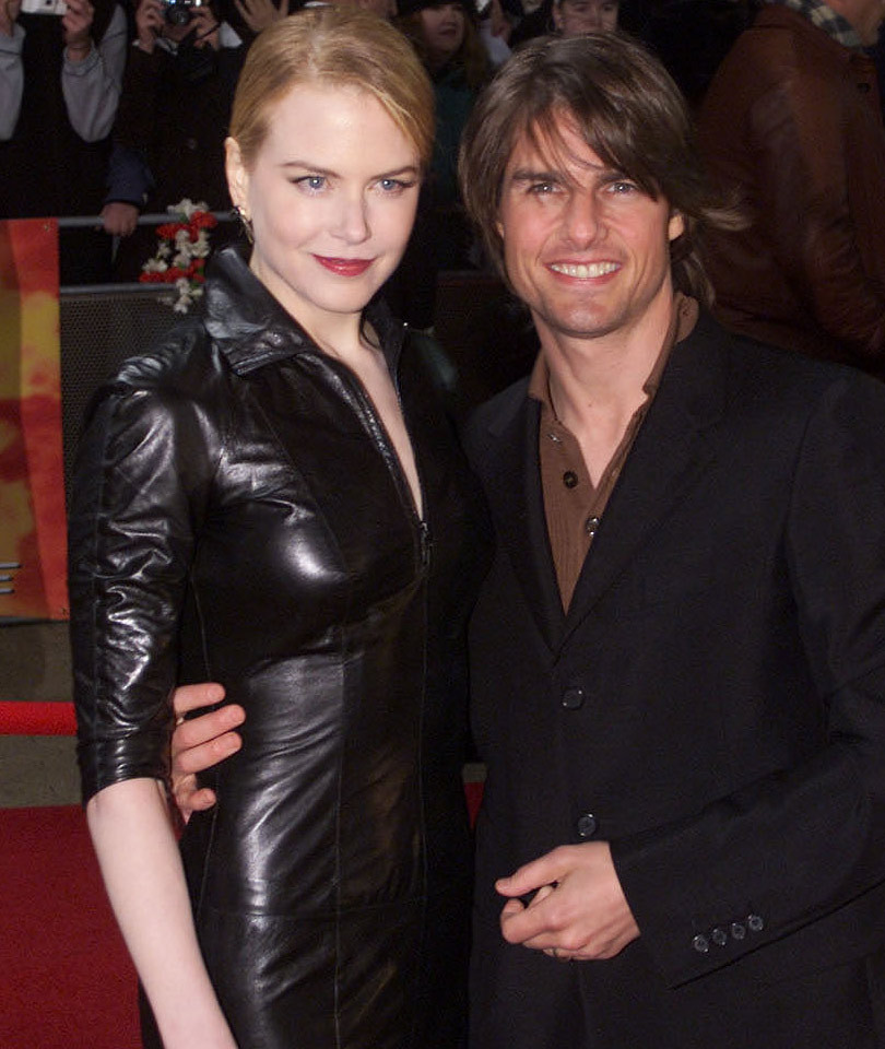 Nicole Kidman Reflects On Tom Cruise Marriage Does She Have Any Regrets