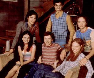 """Ashton, Wilmer & Danny Have """"70s Show"""" Reunion -- See the Photos!"""