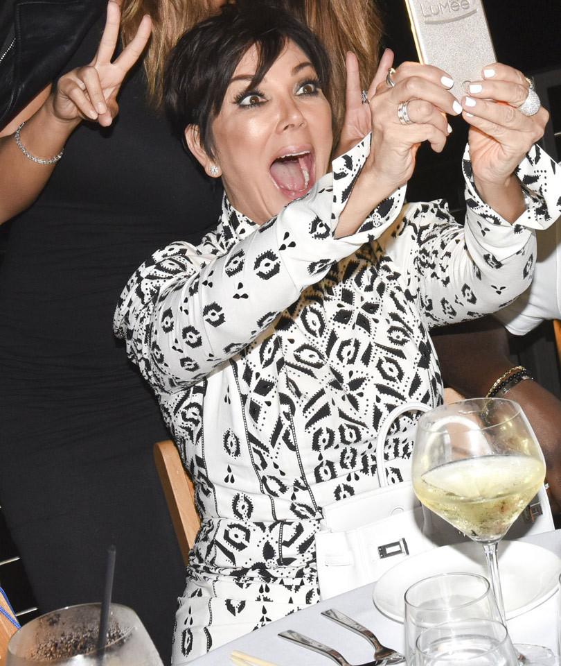 "Khloe Kardashian Calls Kris a ""Crazy Bitch"" In Blowout Fight Over Lamar Odom"