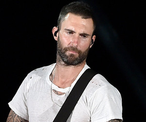 Adam Levine Just Got Even MORE Tattoos on His Perfectly-Chiseled Chest