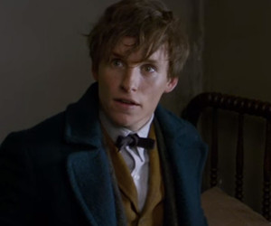 "Check Out The First Trailer For J.K. Rowling's ""Fantastic Beasts and Where to…"