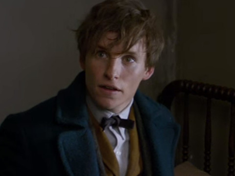 """Check Out The First Trailer For J.K. Rowling's """"Fantastic Beasts and Where to Find Them"""""""