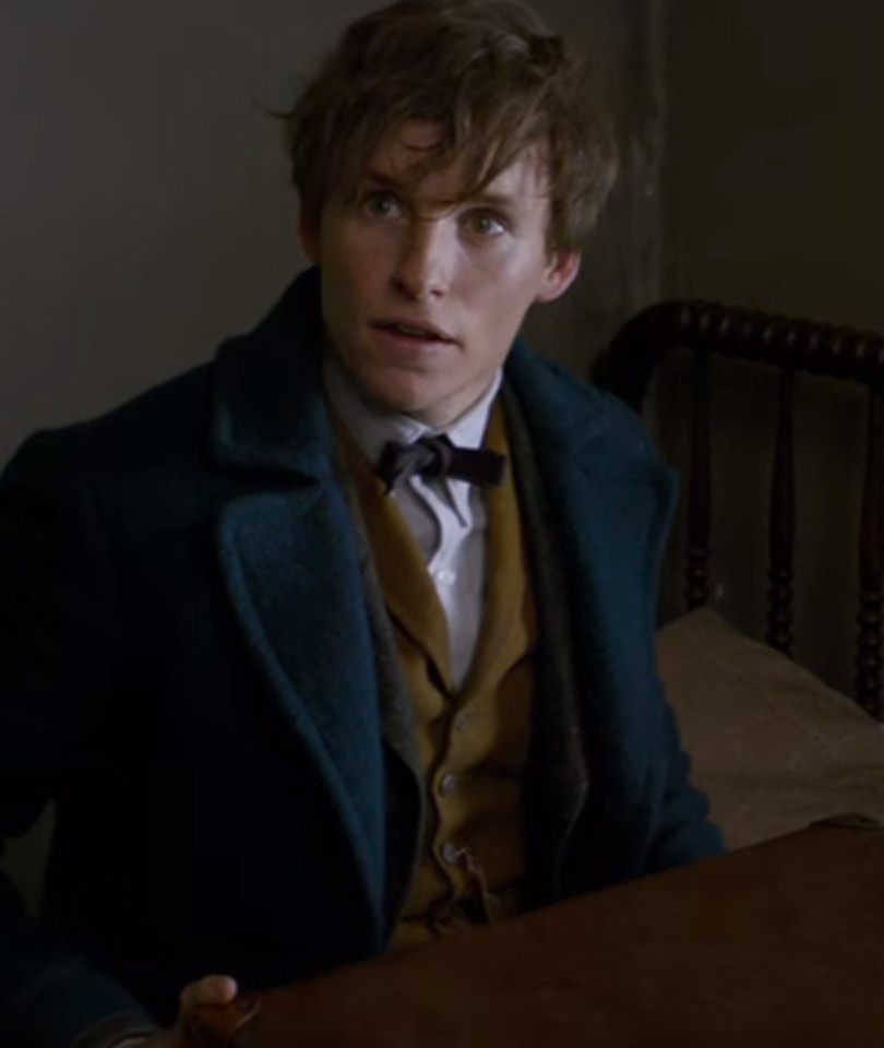 """Check Out The First Trailer For J.K. Rowling's """"Fantastic Beasts and Where to…"""