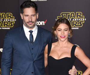 Sofia Vergara and Joe Manganiello Make Red Carpet Debut as a Married Couple at…