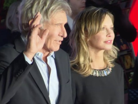 """Star Wars: The Force Awakens"": Inside the BIG Premiere!"