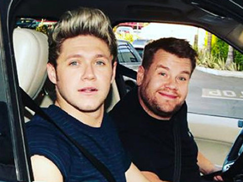 One Direction Does Carpool Karaoke With James Corden -- Did Niall Say He'd Marry Selena…