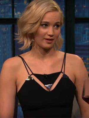 Jennifer Lawrence Confesses Crush To Seth Meyers, Reveals She Almost Asked Him Out