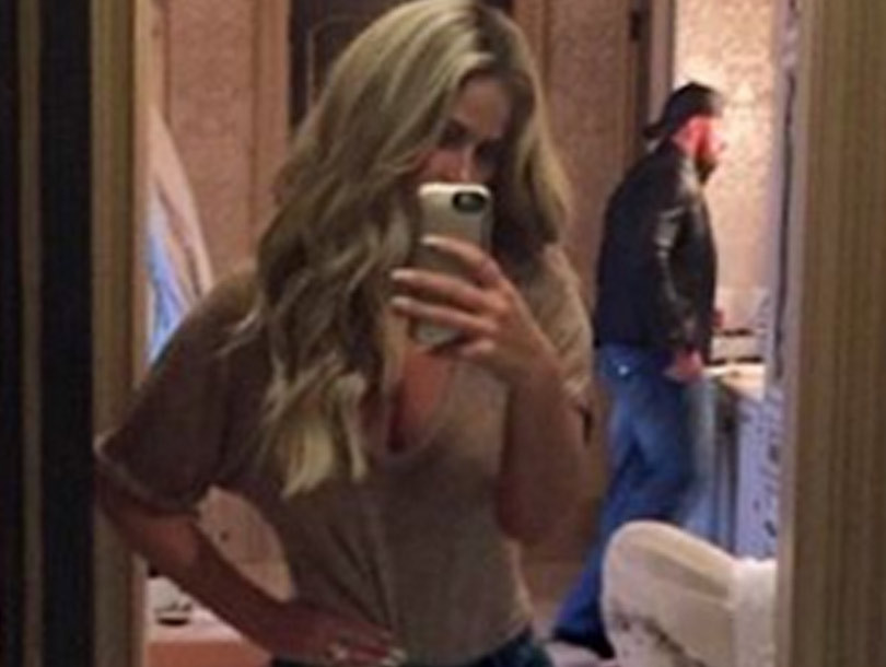 Kim Zolciak Brags About Her All Natural Thigh Gap