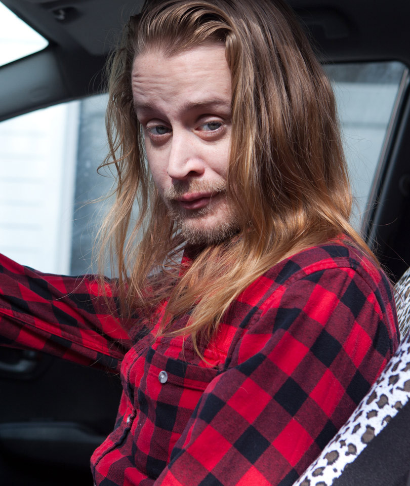 """Macaulay Culkin Stars In NSFW Sequel to """"Home Alone"""" -- Wait'll You See Him Now!"""