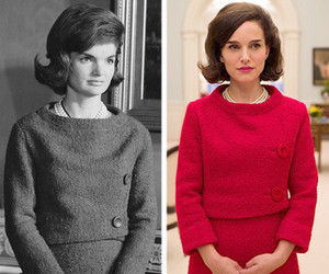 Natalie Portman Is The Spitting Image Of Jackie O In First Photo From New Biopic
