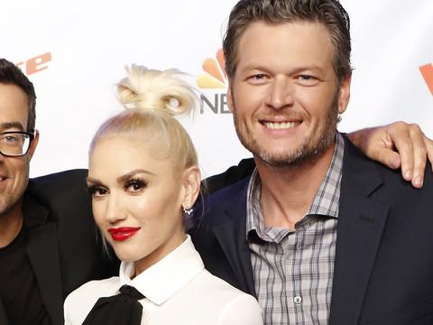 Gwen Stefani & Blake Shelton Pack On The PDA in New Sweet Video -- See 'Em Kiss!
