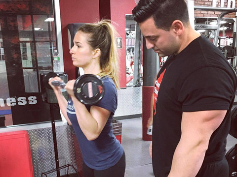 Jessie James Decker Says She's 5 Pounds Away From Pre-Baby Weight, Shares Sweet Snapshot…