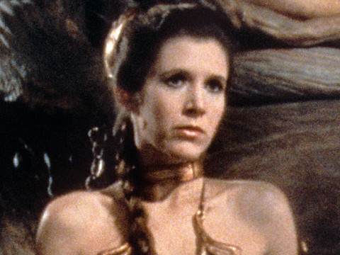 "Carrie Fisher Claps Back at Body Shaming -- ""My BODY Hasn't Aged as Well as I Have"""