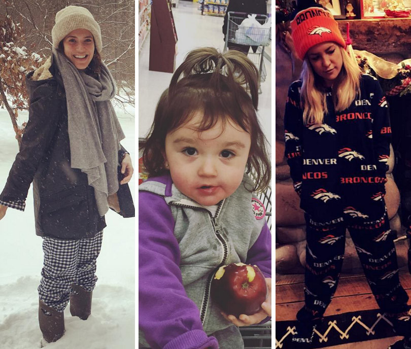 Mandy Moore, JWoww, Kate Hudson & More -- See This Week's Best Celebrity TwitPics!