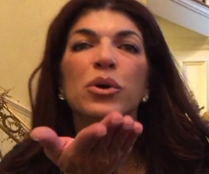 Teresa Giudice Sends Video Message to Fans -- How's She Look?!?