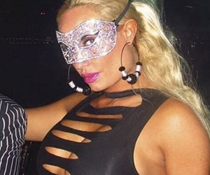 You Won't Believe What Coco Austin Wore on NYE -- Just One Month After Giving…