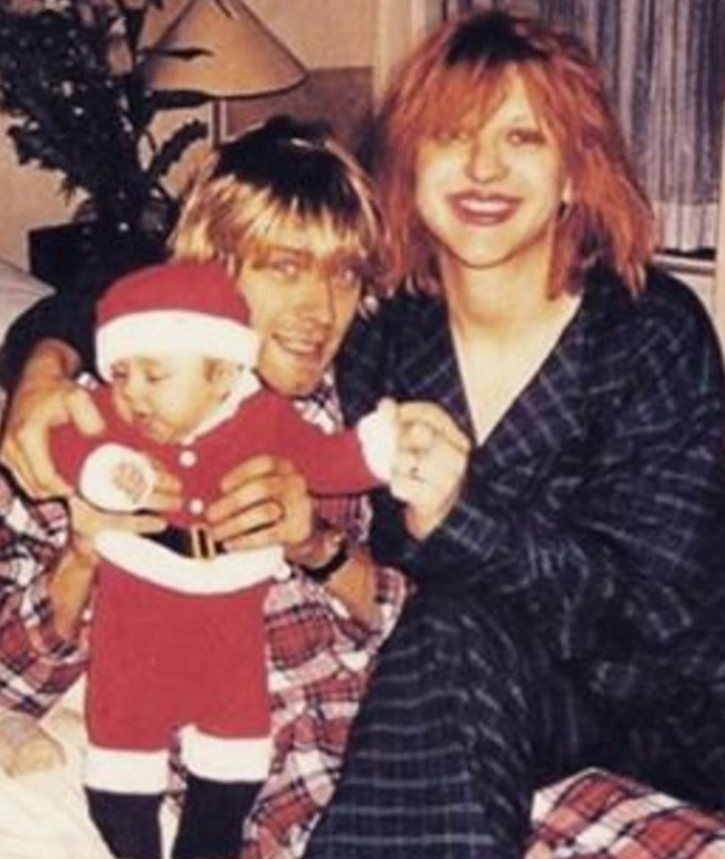Courtney Love Shares Rare Photo With Daughter Frances Bean
