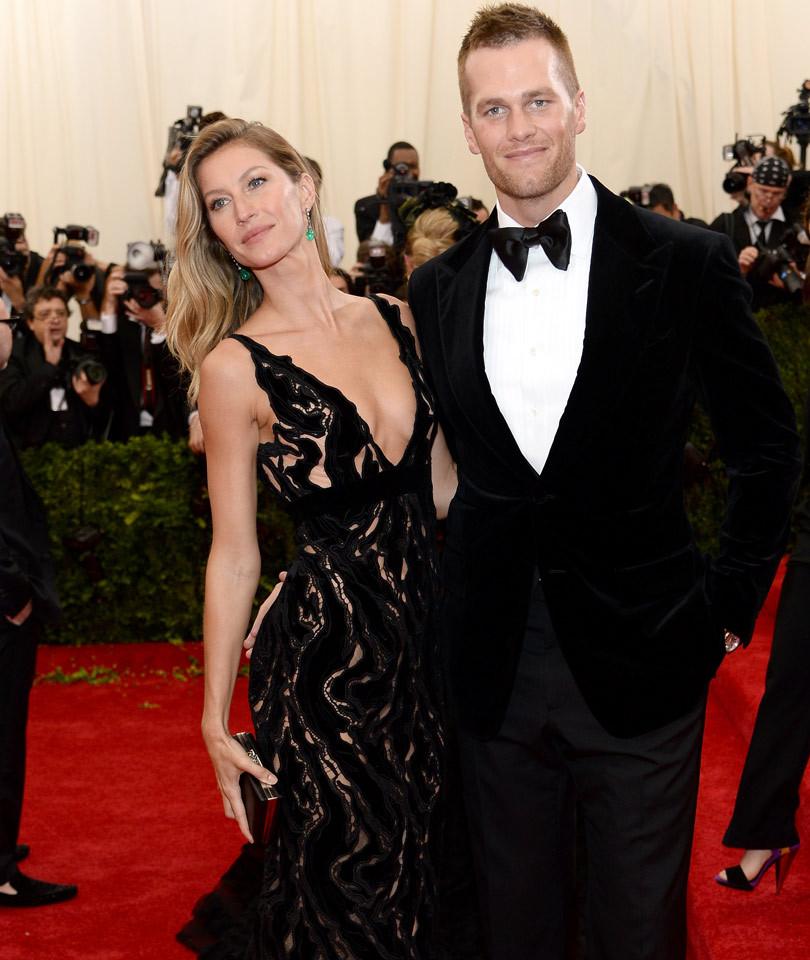 Tom Brady and Gisele Bundchen's Diet Revealed -- No Sugar, Dairy ... Or…