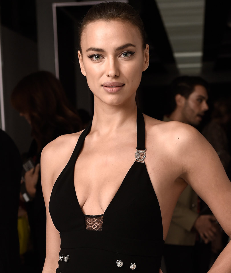 Irina Shayk Celebrates Turning The Big 3-0 With Super Sexy Selfie!