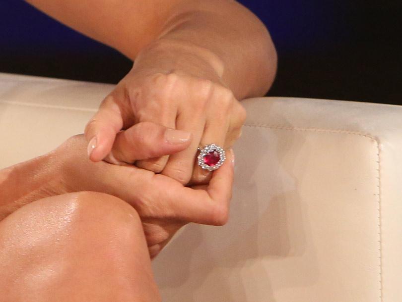 Launch GalleryMichael RozmanSee More Celebrity Wedding & Engagement Bling