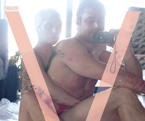 "See Naked Selfie Lady Gaga & Taylor Kinney Shared ... Moments After ""Making…"