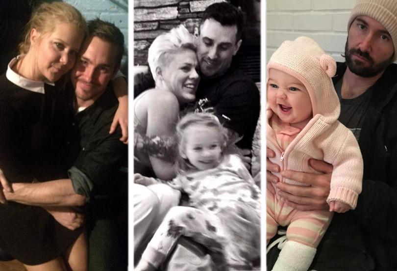 Amy Schumer, Carey Hart, Brandon Jenner & More -- See This Week's Best Celebrity TwitPics!
