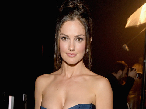 Minka Kelly Looks Better Than Ever at Golden Globe Pre-Party