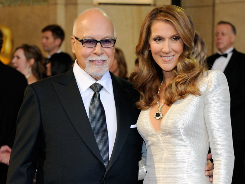 "Celine Dion Covers ""The Show Must Go On"" Following Husband's Death -- Hear Her…"