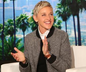 Ellen DeGeneres Reveals She And Wife Portia de Rossi Have Adopted a Kid