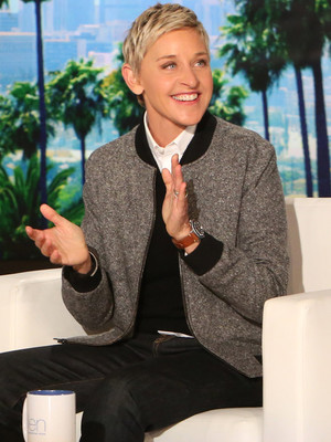 Ellen DeGeneres Reveals She And Wife Portia de Rossi Have Adopted a Kid
