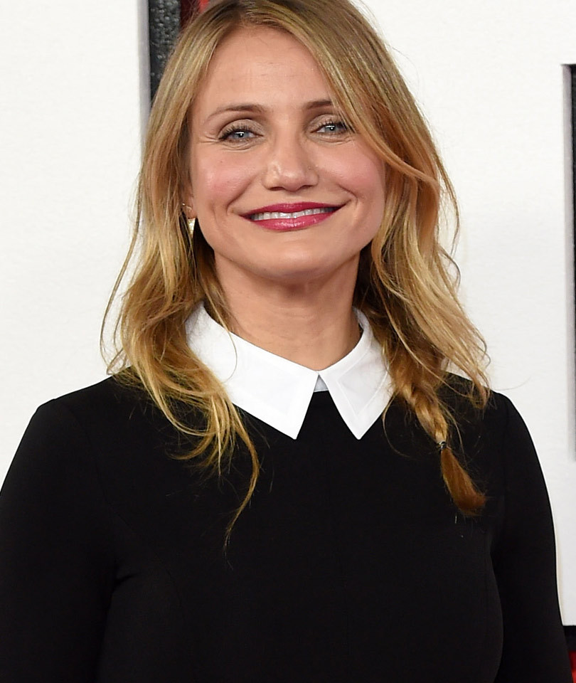 Hello, Gorgeous! Cameron Diaz Goes Nearly Makeup-Free on Cover Of Her New…