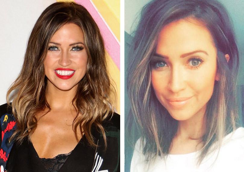Former Bachelorette Kaitlyn Bristowe Chops Her Hair Into A