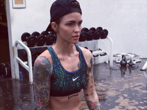 Ruby Rose's Rock-Hards Abs Will Inspire You to Hit the Gym